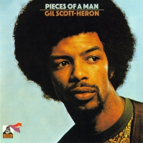 LP Gil Scott-Heron - Pieces Of A Man (180g) [M]
