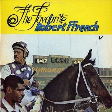 LP Robert Ffrench - The Favourite (Original Press) [VG+]