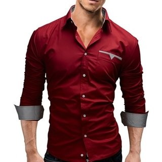 Camisa casual Estilo Fit