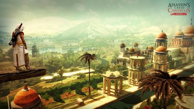 Assassin's Creed Chronicles: India / ESPAÑOL - comprar online