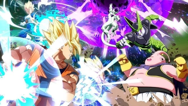 Dragon Ball Fighter Z / Español en internet