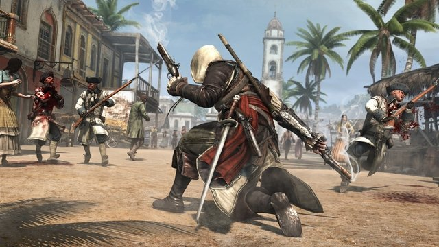 Assassin's Creed 4: Black Flag  Jackdaw Edition / ESPAÑOL - comprar online