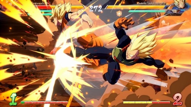 Dragon Ball Fighter Z / Español