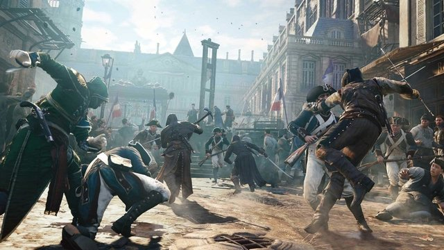 Assassin's Creed Unity / ESPAÑOL en internet