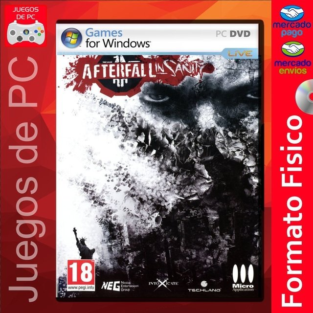Afterfall: Insanity / ESPAÑOL