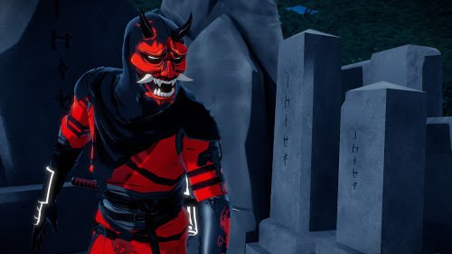 Aragami – Assassin Masks Set / Español en internet