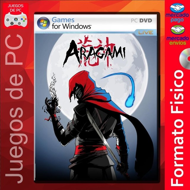 Aragami – Assassin Masks Set / Español