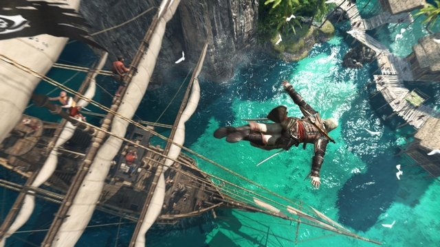 Assassin's Creed 4: Black Flag  Jackdaw Edition / ESPAÑOL en internet