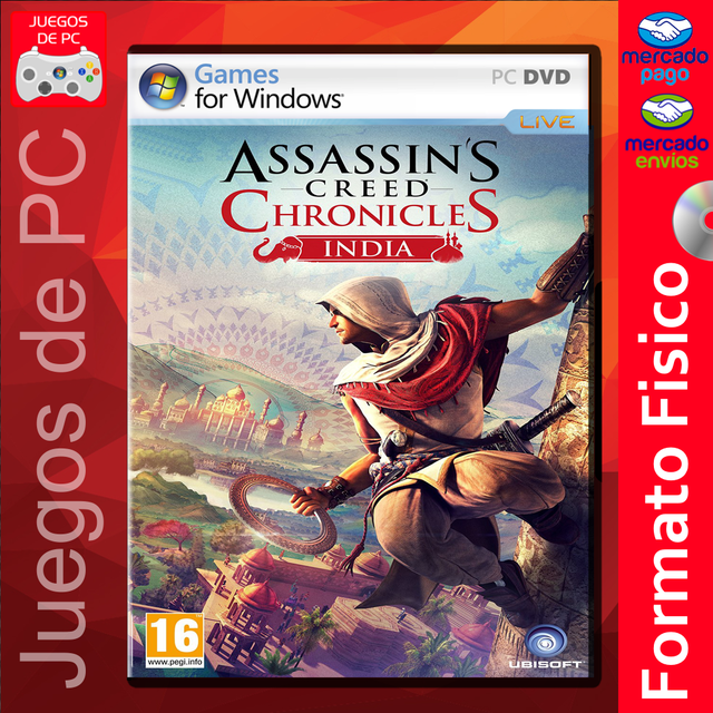 Assassin's Creed Chronicles: India / ESPAÑOL