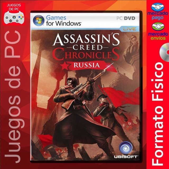 Assassin's Creed Chronicles: Russia / ESPAÑOL