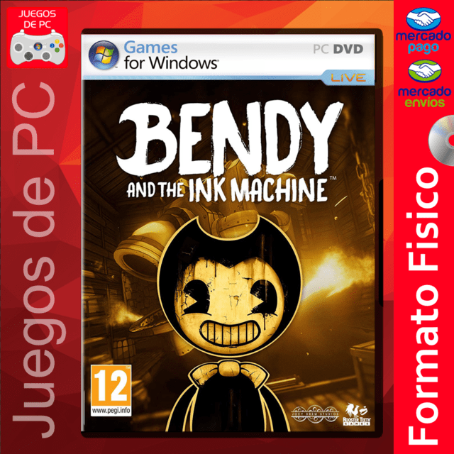 Bendy and the Ink Machine - Complete Edition / ESPAÑOL