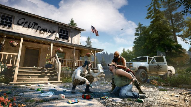 Far Cry 5 / Español en internet
