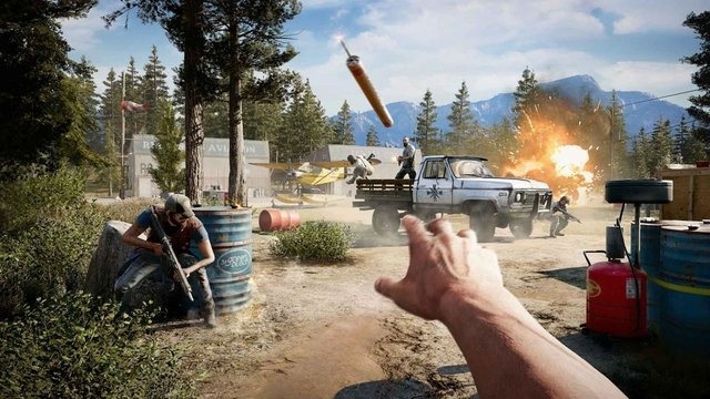 Far Cry 5 / Español