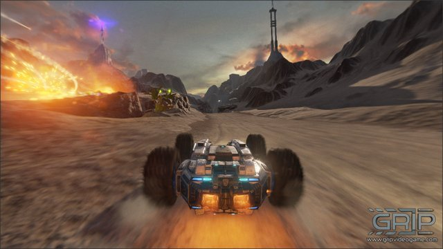 GRIP: Combat Racing / ESPAÑOL en internet