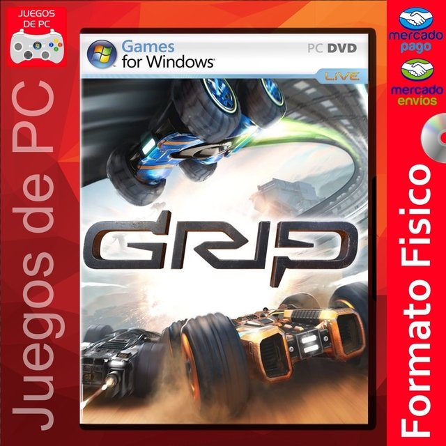 GRIP: Combat Racing / ESPAÑOL