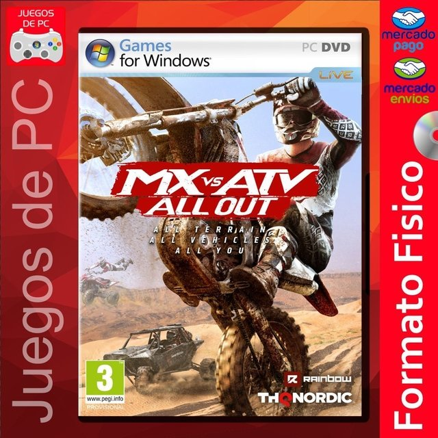 MX vs ATV All Out / Español - comprar online