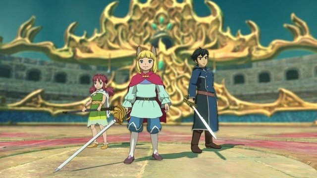 Ni no Kuni 2: Revenant Kingdom / Español en internet