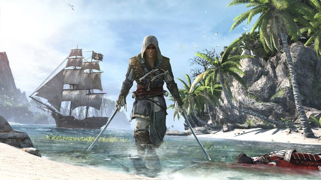 Assassin's Creed 4: Black Flag  Jackdaw Edition / ESPAÑOL - tienda online
