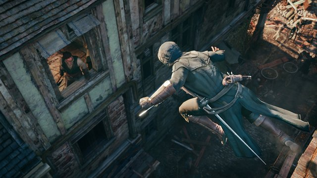 Assassin's Creed Unity / ESPAÑOL