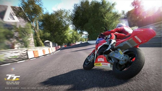 TT Isle of Man - Ride on the Edge / Español - Juegos de PC