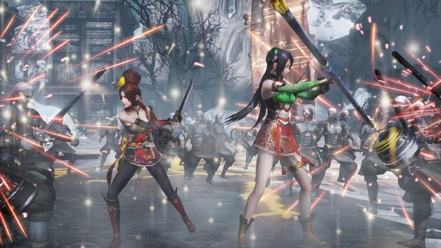 Warriors Orochi 4 / INGLES