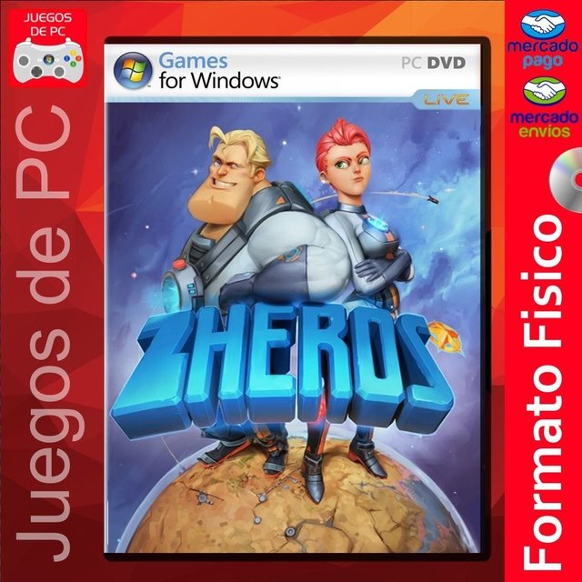 ZHEROS The forgotten land / Español - comprar online