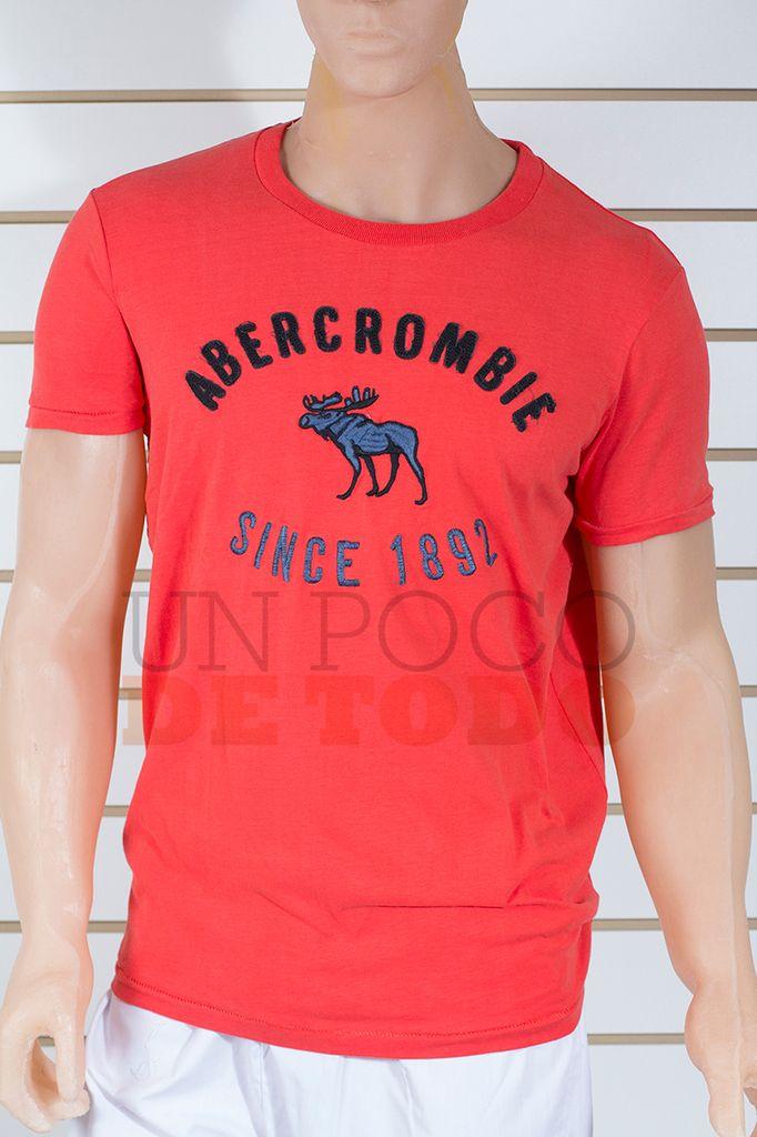 Remeras Abercrombie & Fitch