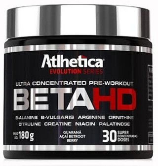BETA HD  EXTREME INTENSE - ATLHETICA 180G