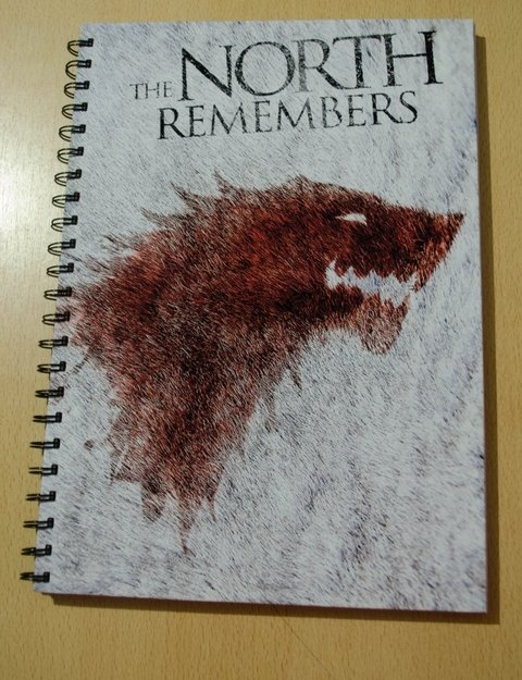 Anillado The North Remembers Stark - Game of Thrones