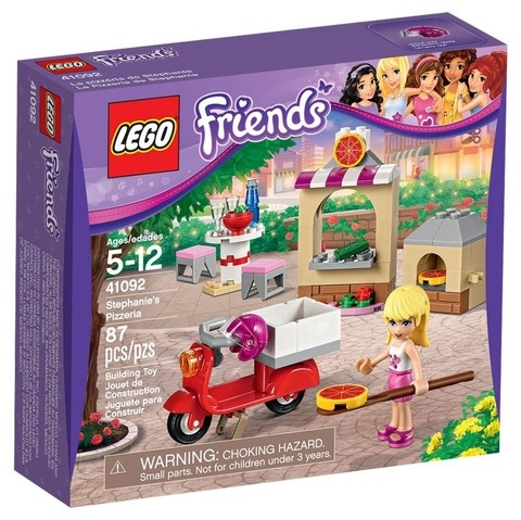 LEGO 41092 A Pizzaria da Stephanie - Friends