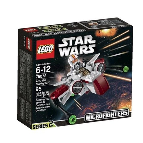 LEGO 75072 ARC-170 Starfighter - Star Wars