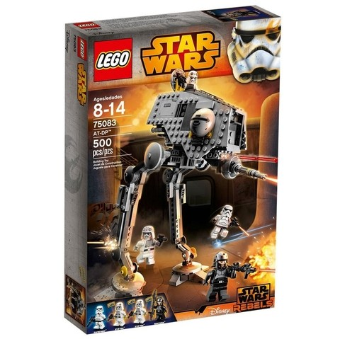 LEGO 75083 AT-DP Pilot - Star Wars