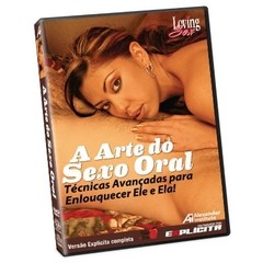 DVD Loving Sex - A arte do sexo oral