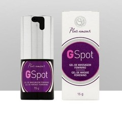 Gel LUXO Massagem Excitante Feminino Ponto G - Secret Play GaSpot!Plus