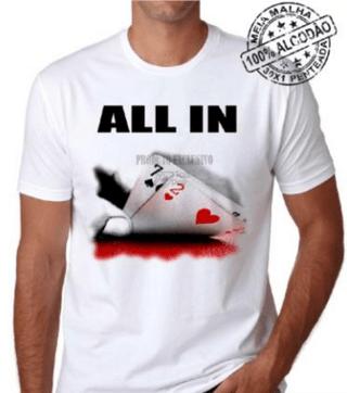 Camiseta All In 72