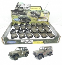 Jeep Wrangler - Defender ARMY