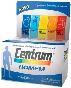 Centrum Homem c / 60 Comprimidos