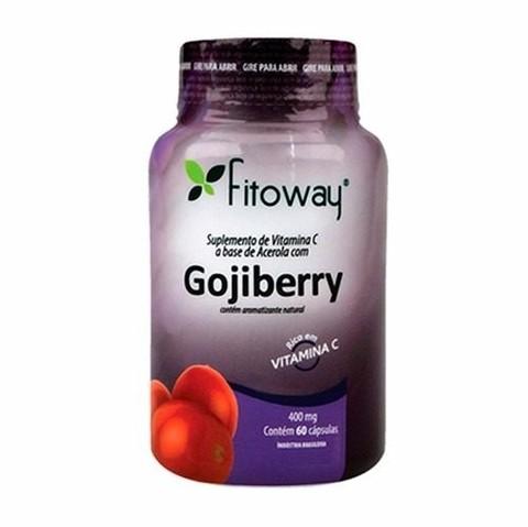 Goji Berry - 60 Cápsulas Fitoway
