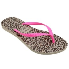 Ojotas Havaiana Slim Animals Fluo
