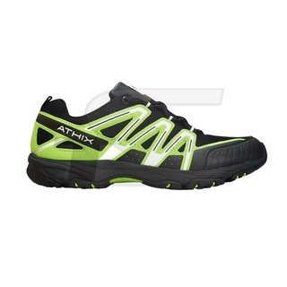 Zapatillas Athix Outdoor Duty - Negro/Verde