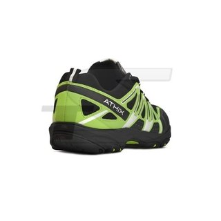 Zapatillas Athix Outdoor Duty - Negro/Verde en internet