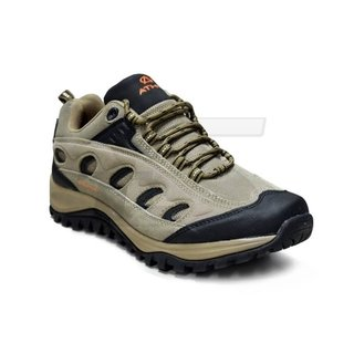 Zapatillas Athix Outdoor Hard - Beige/Negro en internet