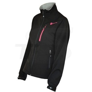 Campera SoftShell Athix Mujer W1321 Negro/Fucsia - comprar online