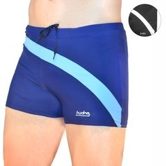 Short Hydro Adulto Azul