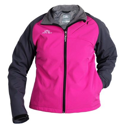 Campera  Soft Shell Athix Fucsia