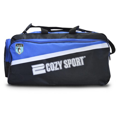 Bolso FOOTGOLF negro/Azul - OUTLET