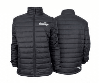 Campera Diadora DOWNLIGHT MEN c/estuche para guardar!