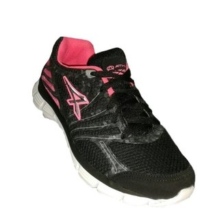 Zapatillas Running Athix-Enthusiastic-Neg/Rosa