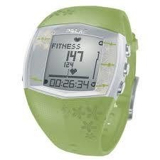 Reloj POLAR con sensor de frecuencia para Cross Training - FT40 - Verde