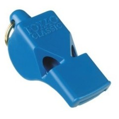FOX 40 Classic Official Pealess Whistle Azul - comprar online